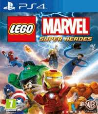 LEGO® Marvel SuperHeroes (PS4) £15.97 / Just Dance 2014 (PS4) £8.60 Delivered @ Boomerang (As New)