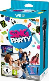SiNG Party with Wired Microphone Wii U @ Zavvi + Quidco