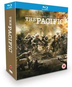 The Pacific: The Complete HBO Series (Blu Ray) £14.99 Delivered @ TheEntertainmentStore Via eBay