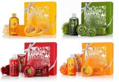 Bodyshop Festive Picks Gift Set + Vitamin E Cream £10.20 (Using code 14665) Free delivery + up to 13% Quidco cashback if using mobile site & pay with Paypal