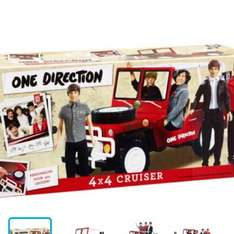 One direction 4x4 cruiser £8.99 reduced from £24.99!! Massive savings @ Argos