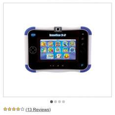 Innotab 3s with battery pack £47.49 @ Argos blue or pink