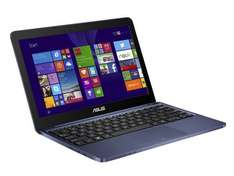 "ASUS X205TA, 11.6"", Intel Atom, 2GB RAM, 32GB SSD, Windows 8.1 with Office 365 (black and white available) - £139.99 (with coupon) at Tesco Direct"