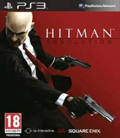 PS3 Hitman Absolution, Preowned £1.99 Delivered Game.co.uk
