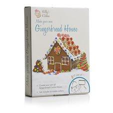 Gingerbread house making kit £2.50 wilko