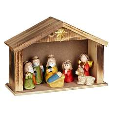 John Lewis Children's Nativity Scence Reduced to £10