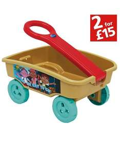 Jake & the Neverland Pirates Wagon £4.99 @ Argos