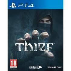 Thief PS4 £14.50 The Game Collection Flash Deal