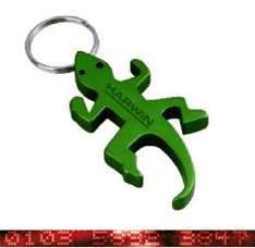 Request your free Gecko bottle-opener keyring