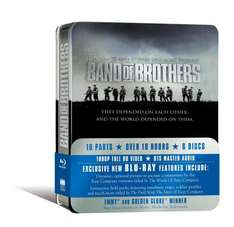 Band Of Brothers: Collector's Tin (6 Discs) : The Complete HBO Series (Blu Ray) £14.99 Delivered @ TheEntertainmentStore Via eBay