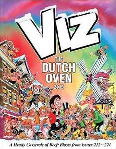 viz annual 2015 £5  (FREE DELIVERY £10 SPEND/PRIME)  @ amazon
