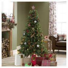 6' Evergreen Fir Christmas tree now £7.50 from Tesco Direct