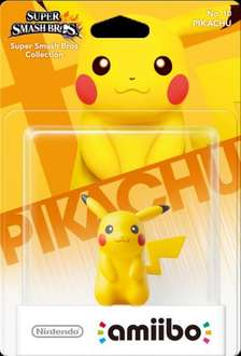 Pikachu Amiibo - Tesco Direct (Back in stock/Heads up - £5 Clubcard boost)