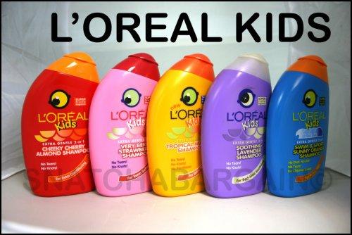 L'Oréal Paris Kids 2 in 1 Shampoo 250ml/ conditioner/tangle tumer £1 @sainsburys