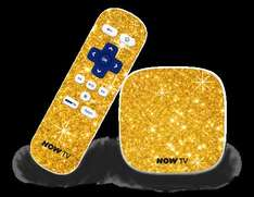 NOW TV Boxes- The festive collection £9.99 at Now TV (out Dec 17)