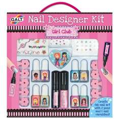 Galt Toys Girls Nail Designer Set £5.49 @ Amazon (free del on £10 spend / Prime)