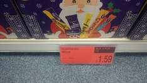 Cadbury Selection Box   £1.59 Or 3 ofr £5 LOL great muti deal, B&m