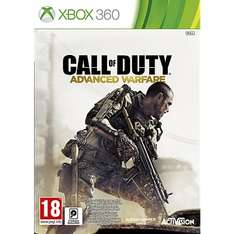 Call of Duty: Advanced Warfare - Xbox 360 only £29.00 @ Asda - instore and online!
