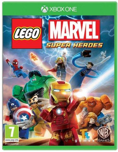 lego marvel superheroes xbox one £19.99 @ Amazon