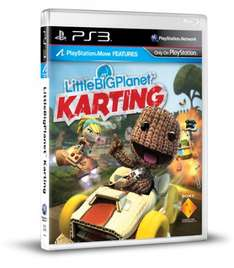 LittleBigPlanet Karting - Playstation 3 PS3 -  £5 with code - Tesco Direct - Click & Collect