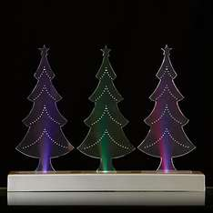 John Lewis Triple Tree Decoration