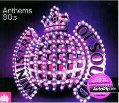 Ministry of Sound - Anthems 90's £4.50 @ Amazon - Add-On