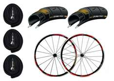 Shimano RS31 Black/Grand Prix Wheel Package £108.51 incl delivery @ Ribble Cycles