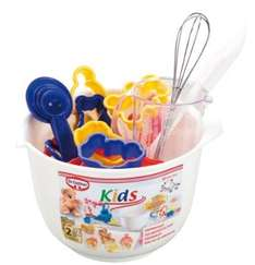 Dr. Oetker Children's Mini Baking Set with Mixing Bowl - £12.98 at Amazon with FREE Delivery