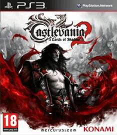 Castlevenia Lords Of Shadows 2 Draculas Tomb Edition Brand New Ps3/Xbox 360 £15 @ Game uk