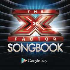 X Factor Songs: Google Play Exclusive Free
