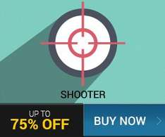 Ubisoft Uplay Store - 3-Day Shooter Game Flash Sale for PC (upto 75% OFF) - Games starting at £2.00 per download