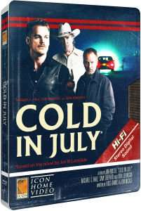 Cold In July Blu-ray Steelbook @ Zavvi