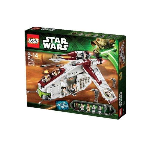 Lego Republic Gunship (75021) £82.49 @ Asda with code (TOYS25)