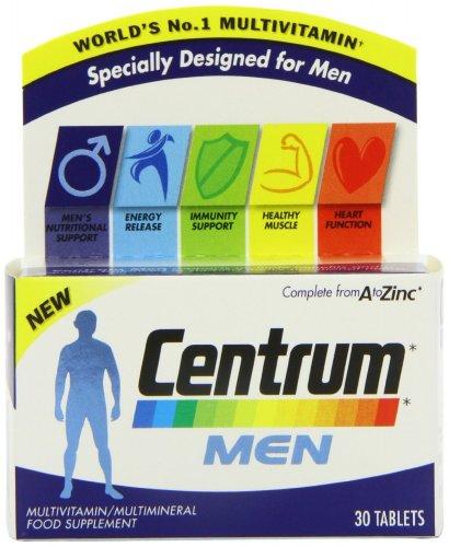 Centrum Multivitamins for Men - Pack of 30 @ Amazon