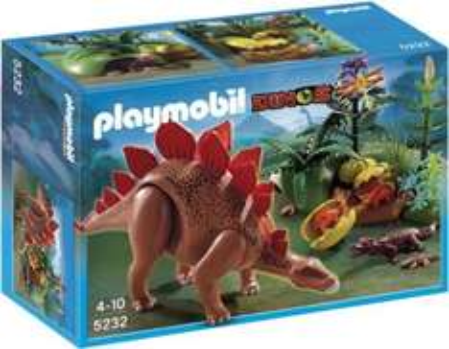 Playmobil Stegosaurus set 5232 half price @ Amazon - £10 del