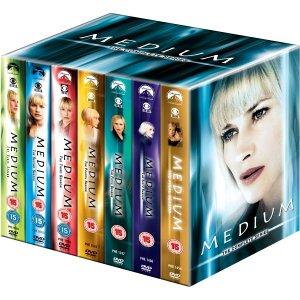 Medium The Complete Series DVD £39.99 @ Zavvi