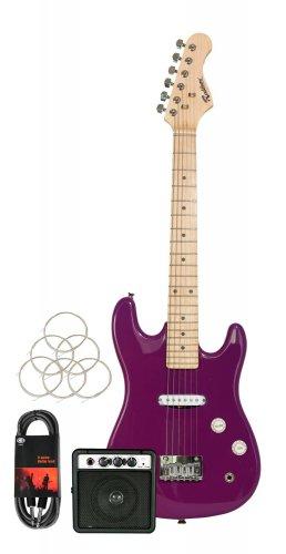 Rockburn Junior Electric Guitar Outfit - Purple £61.86 @ Amazon
