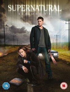 Supernatural Seasons 1-8 DVD £39.99 @ Zavvi