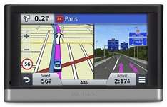 """Garmin nuvi 2597LMT 5"""" Sat Nav with UK and Full Europe Maps, Free Lifetime Map Updates, Free Lifetime Traffic Alerts and Bluetooth £114.99 at Amazon.co.uk"""