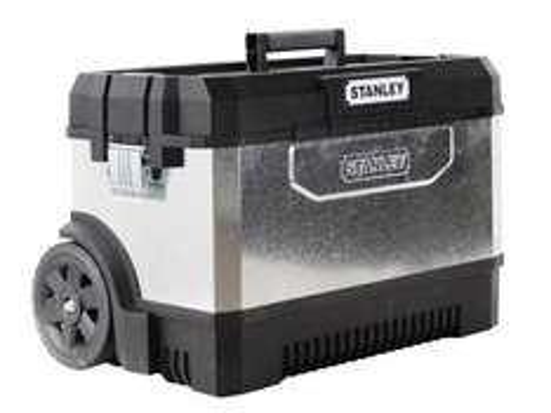 stanley galvanised whheled tool chest £59.00 @ Folkestone Fixings