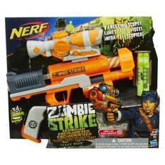 NEW Nerf ZED Sduad Clear Shot - £13.99@A1 Toys fulfilled by Amazon