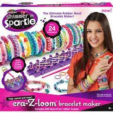 Cra-Z-Loom Bracelet Maker 48p @ Amazon / Goods Online 24/7