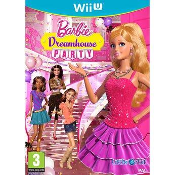 Wii U Barbie Dreamhouse Party £4.96 @ Toys R Us