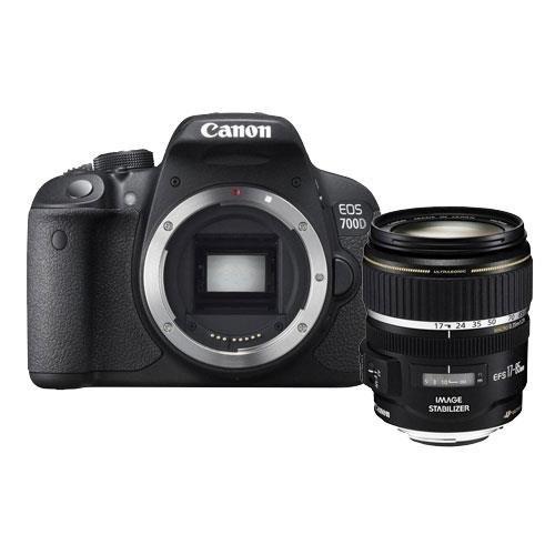 QUICK! Canon EOS 1200D DSLR camera + 17-85mm EF-S lens - Amazon.de - £373.32