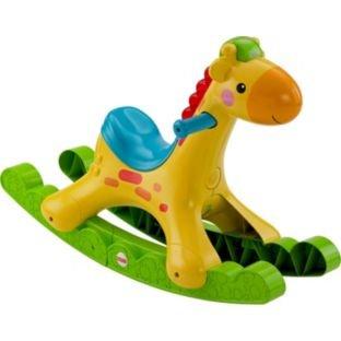 Fisher Price Rockin' Tunes Giraffe, Reduced To £19.99 R&C @ Argos