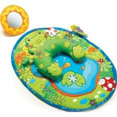 Tiny Love Tummy Frog Baby Playmat, Reduced To £8.99 R&C @ Argos