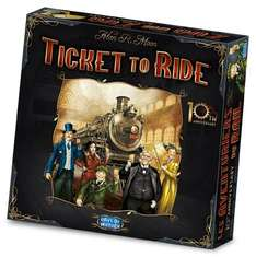 Ticket to Ride 10th Anniversary edition £52.49 on Amazon free shipping