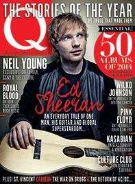 12 issues of Q magazine for £18 + £6 quidco cashback via Great Magazines