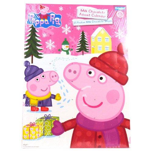 Sainsburys Price Drop 10p Peppa Pig Hello Kitty Advent Calendar