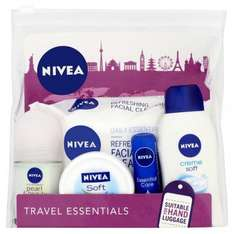 NIVEA Everyday Essentials Set £5 or 3 for £3 @ SUPERDRUG Instore